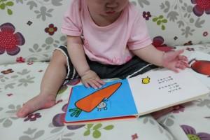 赤ちゃんの読書