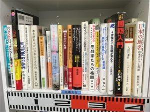 カラーボックス横幅 で本25冊_R