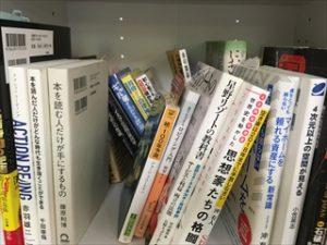 カラーボックスの蔵書、前後_R