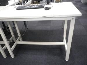 ヤマテック スチールデスク作業机