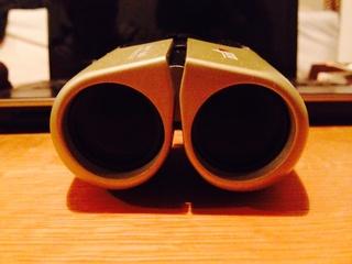 本棚お助け隊の双眼鏡