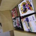 【古本買取】東京都練馬区上石神井で出張買取でした。DVD(映画、アニメ)、SF小説など。
